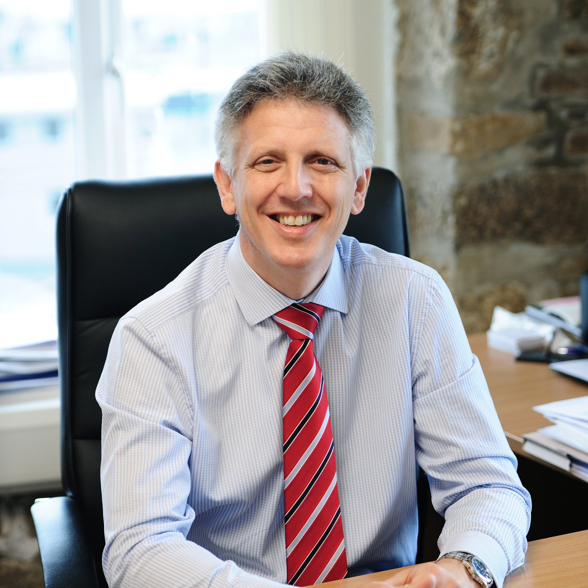 Isles of Scilly Steamship Company Chief Executive, Rob Goldsmith, has decided to step down after almost four years.