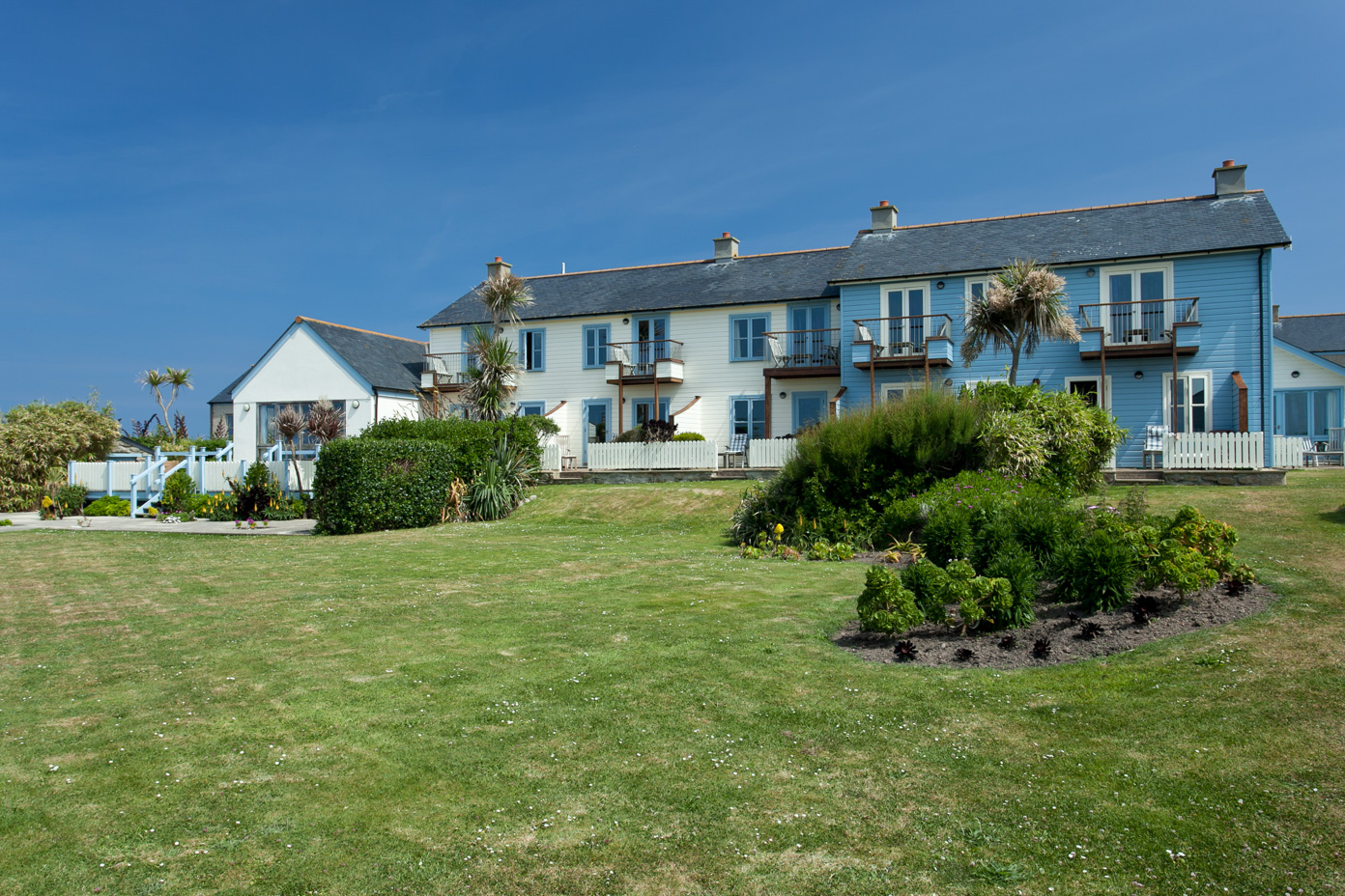 Hell Bay Hotel On Bryher was also shortlisted for Cornwall Tourism Award in the Small/Boutique Hotel of the Year category (for the fourth consecutive year) recently. Image courtesy of Tresco Island.