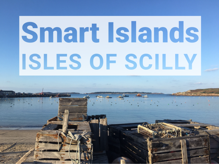 Image courtesy of the Smart Islands Programme.