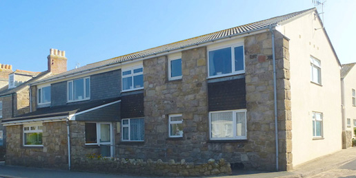 Park House residential care came on St Mary's, Isles of Scilly.