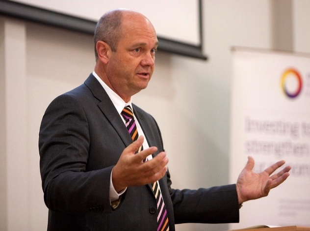 The islands former Chief Executive, Theo Leijser, left his role at the end of January.