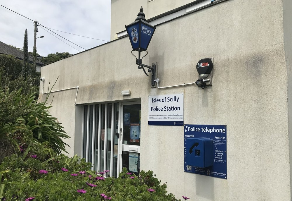 In a statement issued by Isles of Scilly Police on the Isles of Scilly Community Safety Partnership, Facebook page, the item was taken from inside a motor vehicle on the strand.