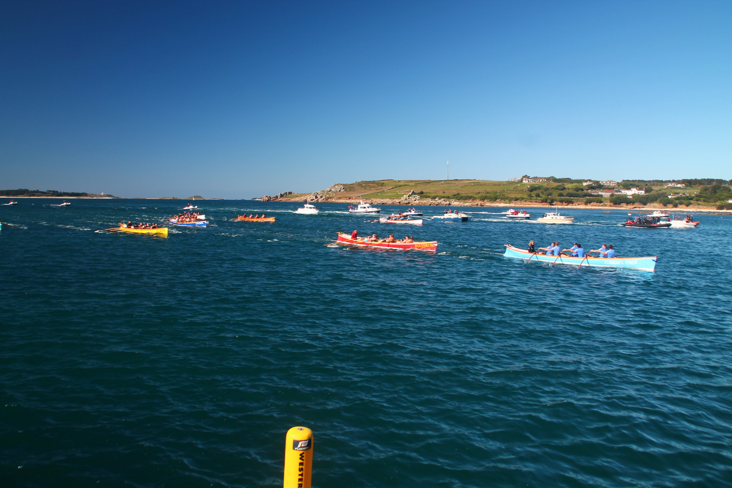 thane Sullivan told Radio Scilly that the sport's growth means the Championships will inevitably move in a slightly different direction as a restriction on the number of gigs comes into force next year.