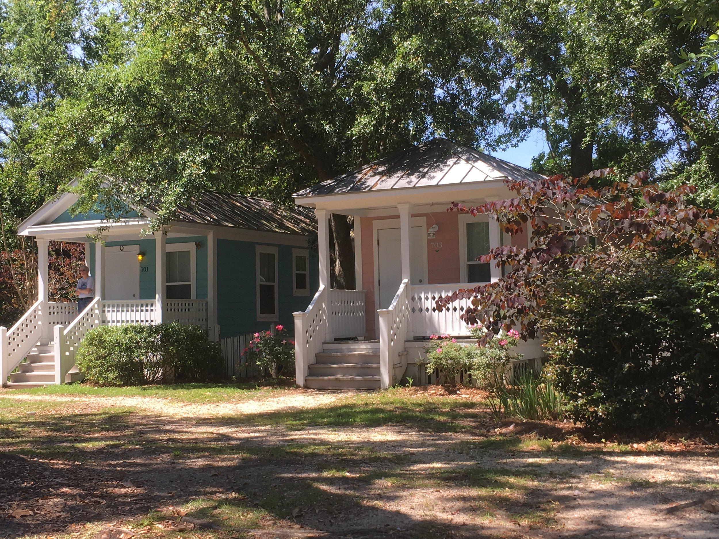 Cottage Square in Ocean Springs, MS