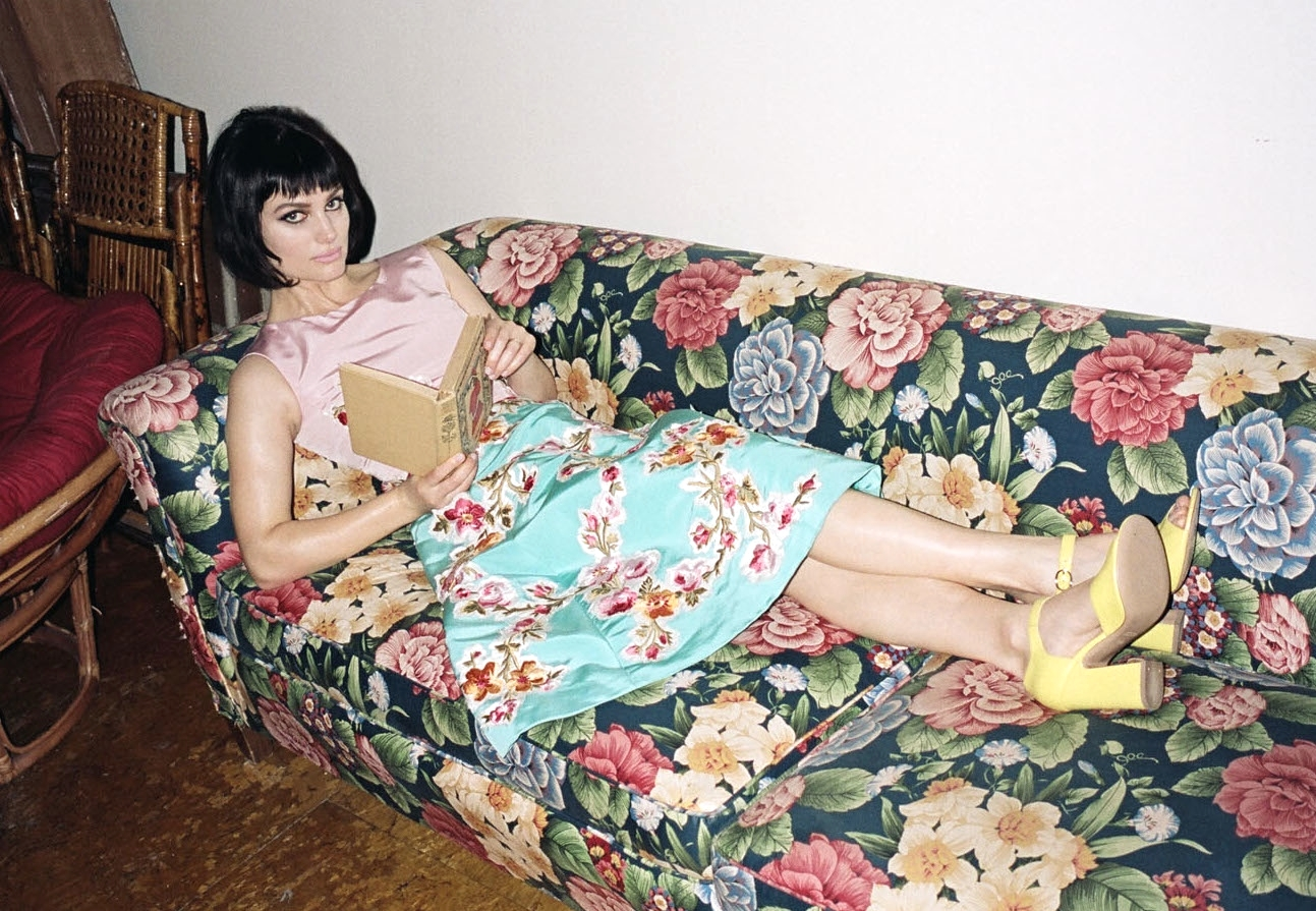 Alison Sudol/ Nylon Magazine