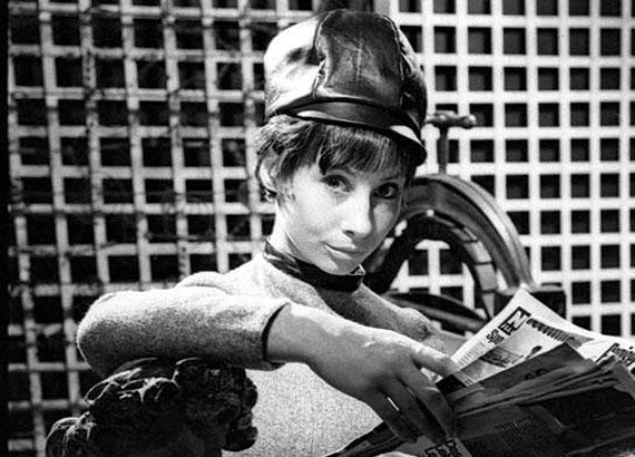Carole Ann Ford as Susan Foreman