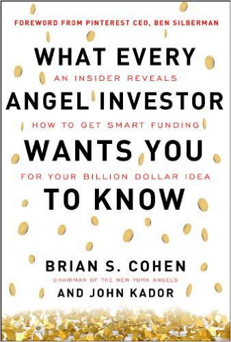 Brian Cohen Angel Investor