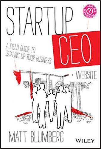 Blumberg Startup CEO