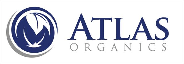 Atlas Organics logo