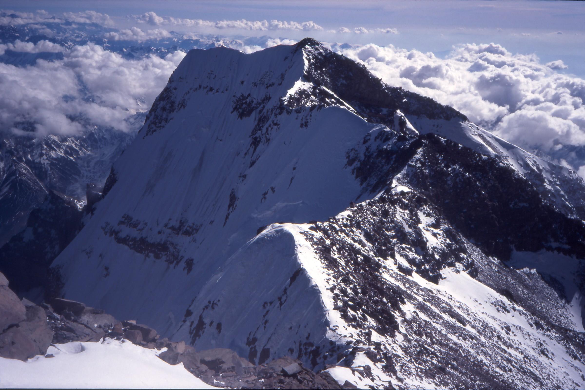 Aconcagua, Argentina – 22,902' (6980m)