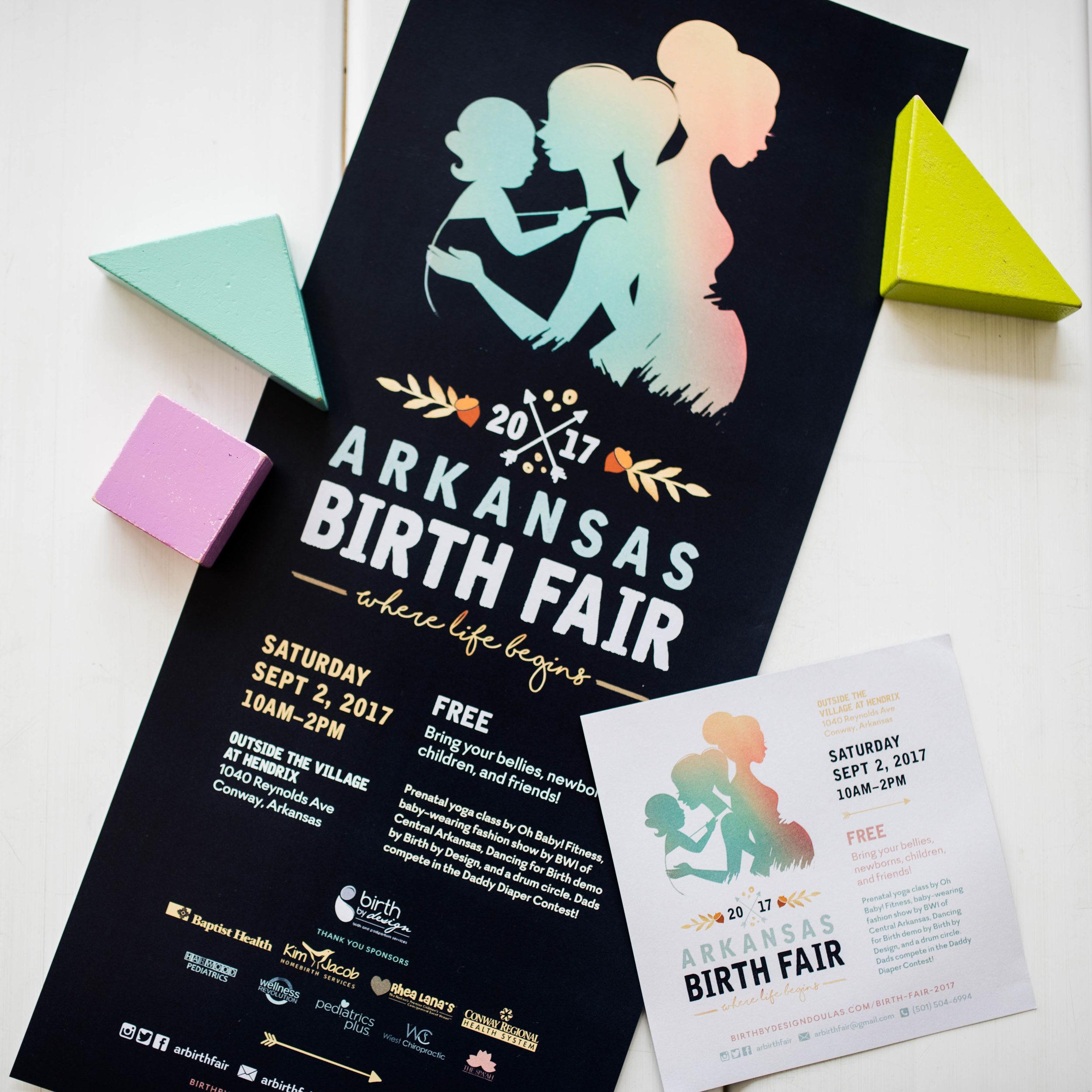 Arkansas Birth Fair