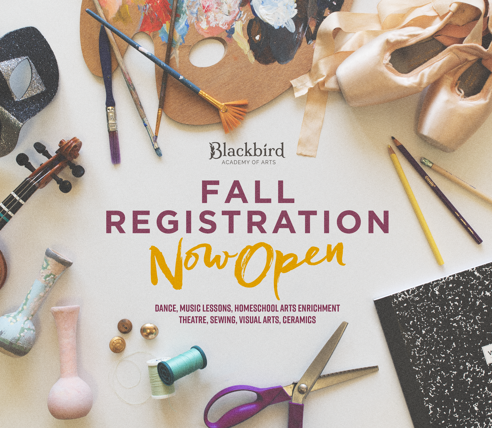 Blackbird Academy of Arts
