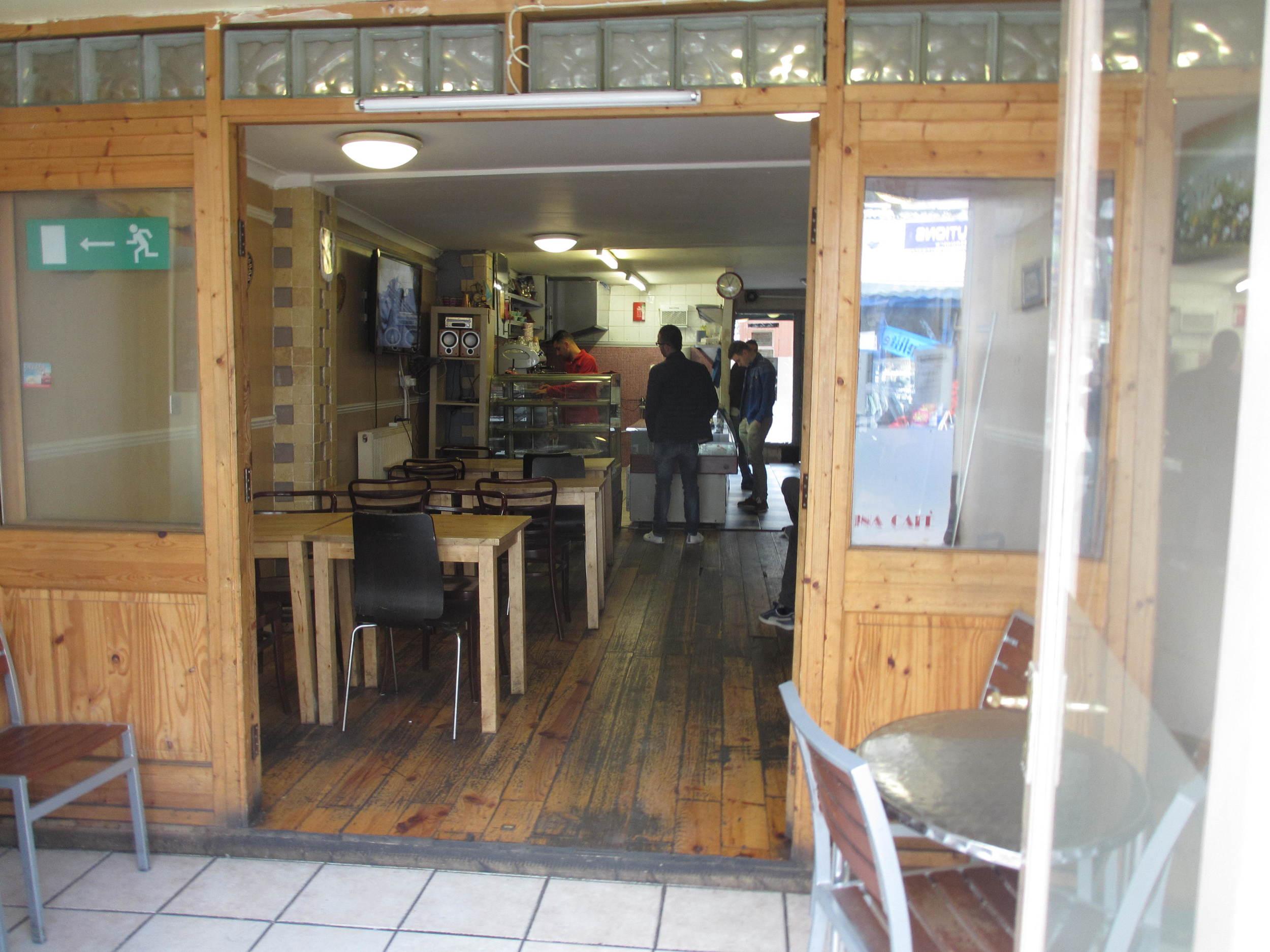 Regina Cafe Lewisham South London Club