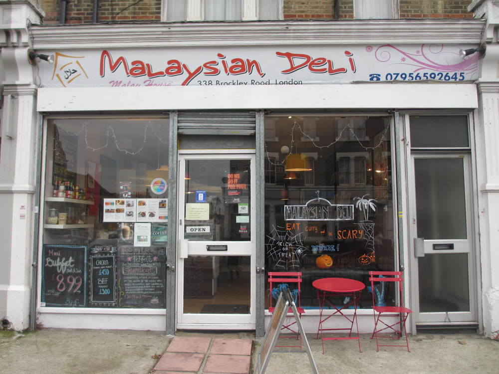 Malaysian Deli Malaysian Deli In Crofton Park South London Club
