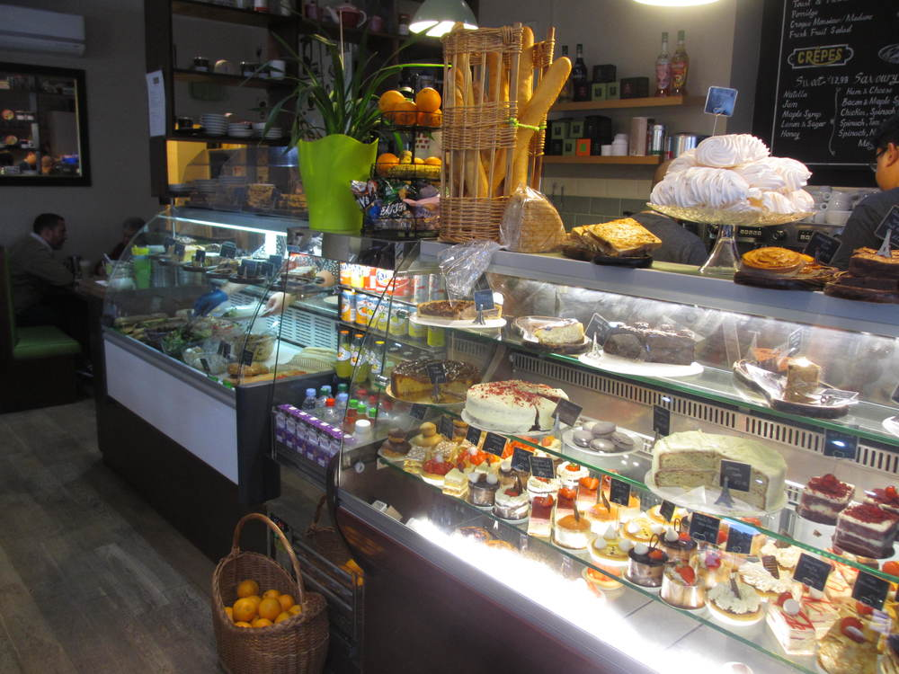 Le Delice French Patisserie in Ladywell South London
