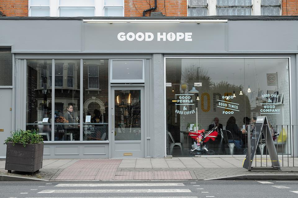Good Hope Cafe In Hither Green South London Club