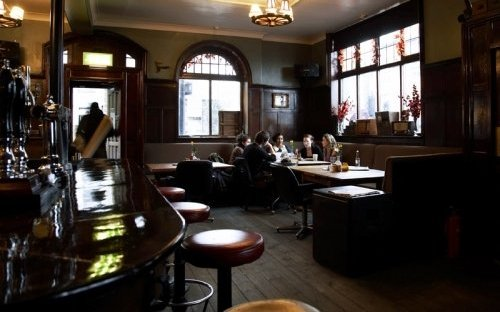 The Amersham Arms Pub In New Cross South London Club