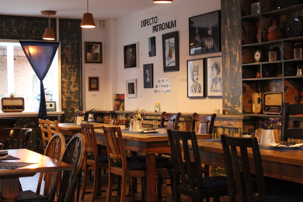 The Rosemary Hungarian Restaurant In New Cross South London Club