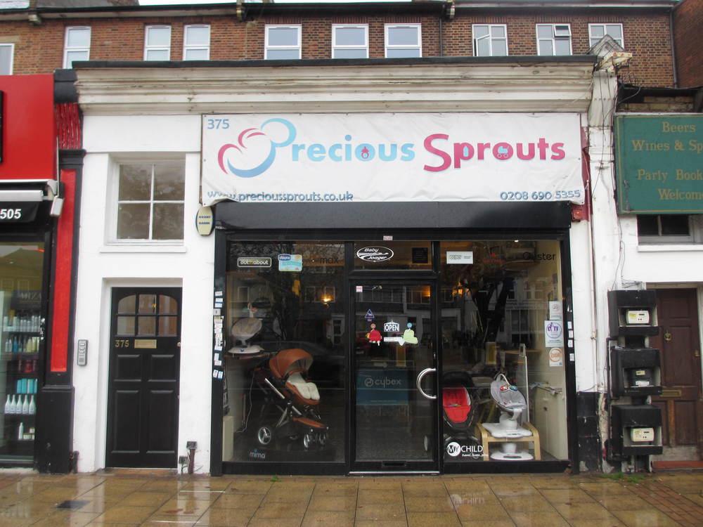 Precious Sprouts in  Lewisham South London Club