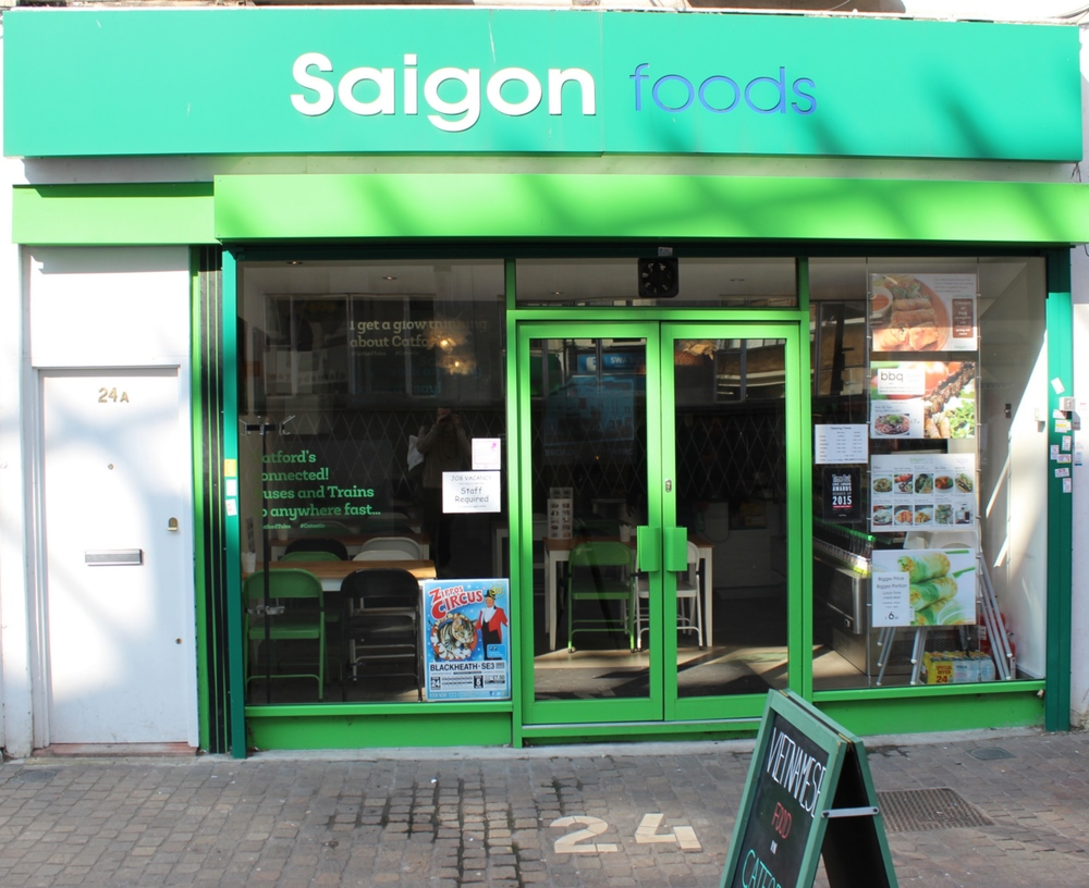Saigon Foods Vietnamese Deli In Catford South London Club