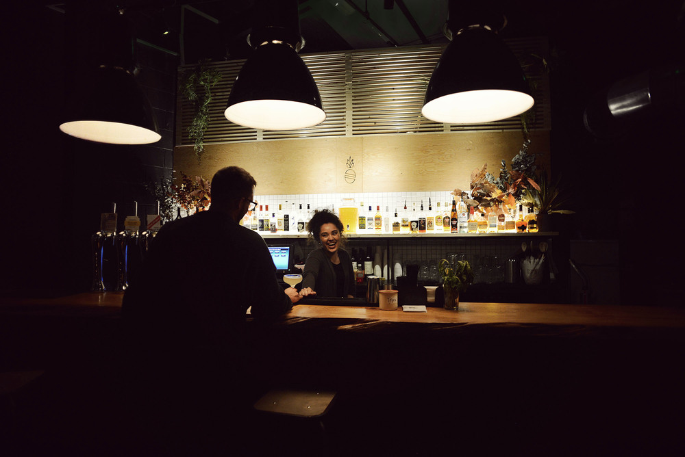 Buster Mantis in Deptford South London Club Card