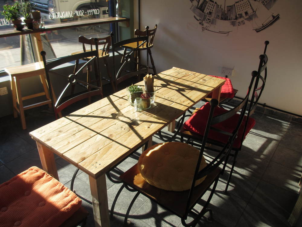The Greenhouse Deptford Cafe South London Club