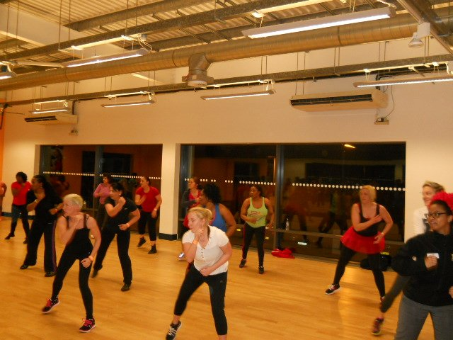 Downham Health And Leisure Centre South London Club.