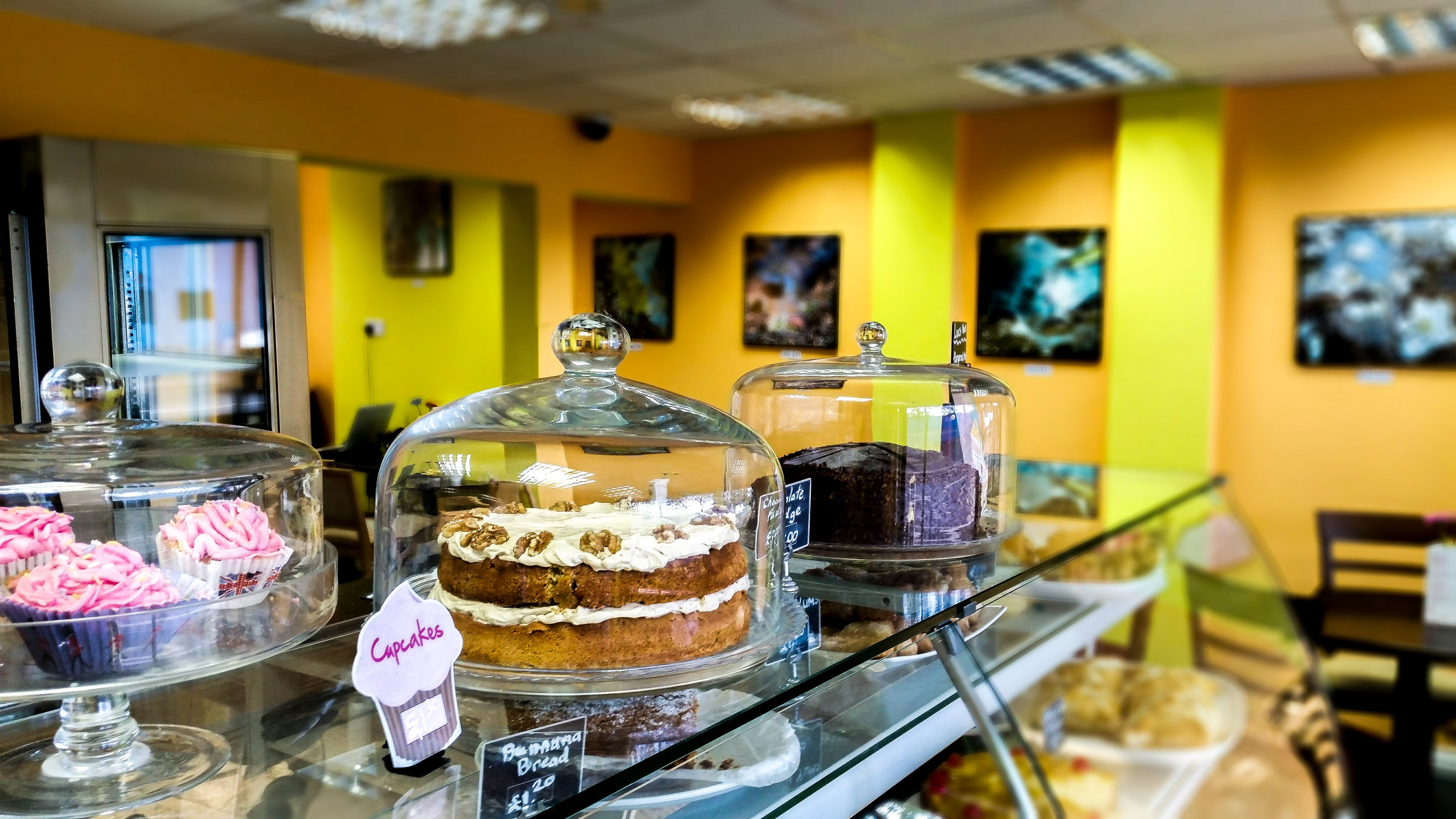 Piece of Cake Cafe Dulwich South London Club