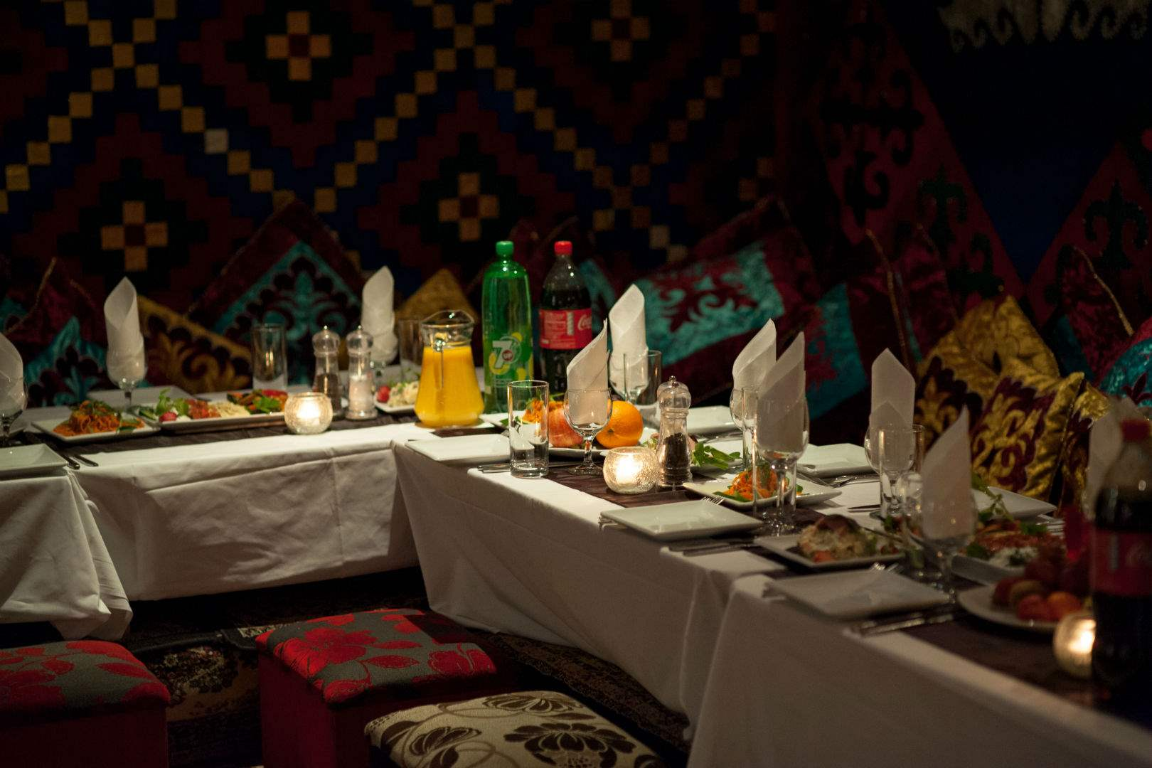 Pasha Central Asian Restaurant in Camberwell South London Club