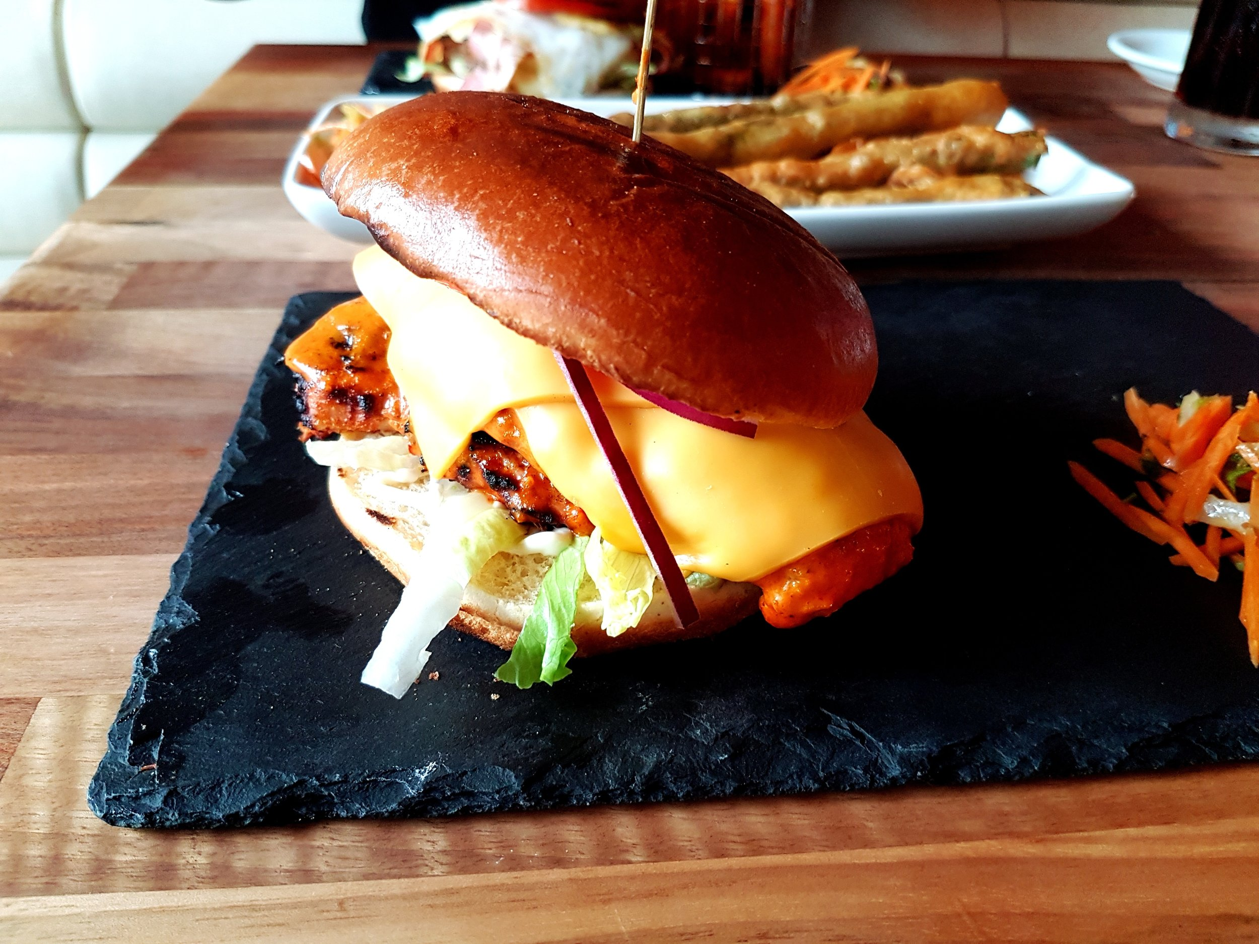 Big Fat Gourmet Burger Restaurant in Catford South London Club