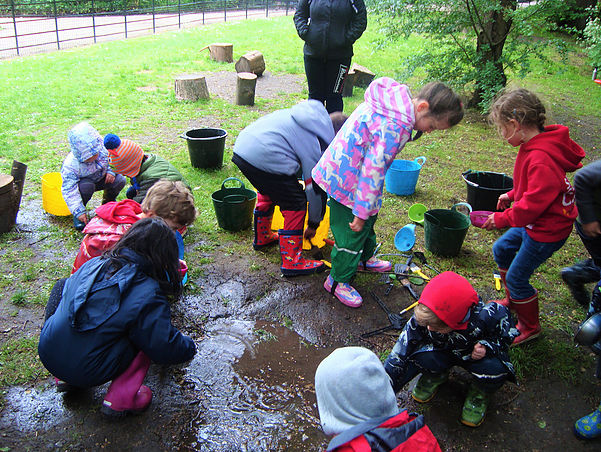 Forries Education Outdoor Play and Learning School in Hither Green South London