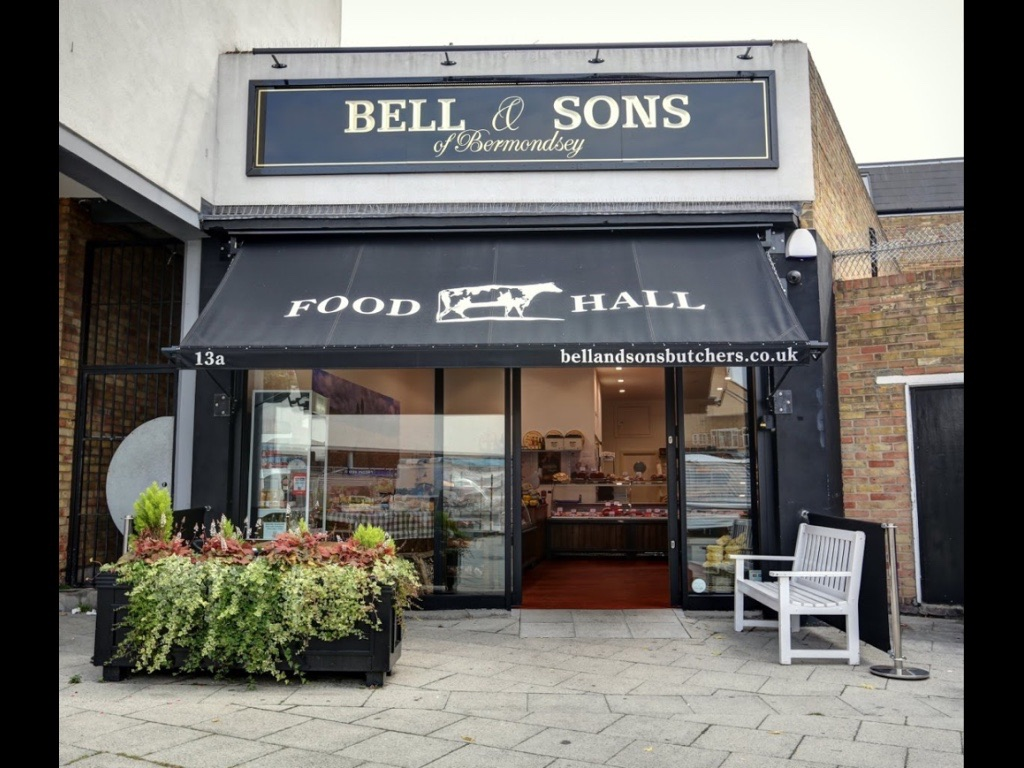 Bell & Sons Butchers and Deli in Bermondsey South London Club