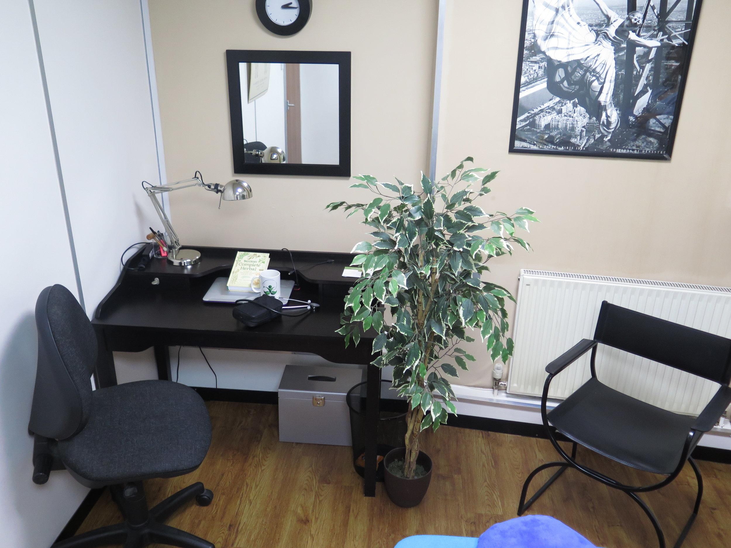 Herbal Abode Medical Herbalist in Lee South London Club .JPG