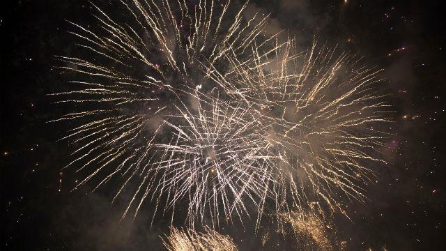 Southwark Park Fireworks South London Club