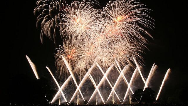 Battersea Park Fireworks South London Club