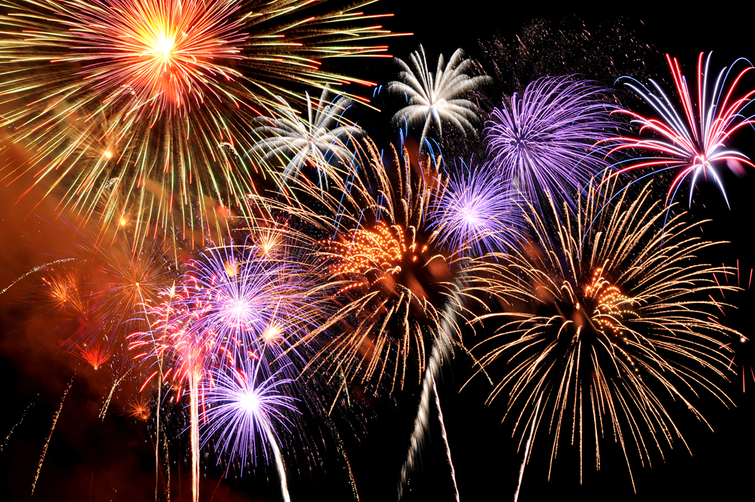 Crystal Palace Park Fireworks South London Club
