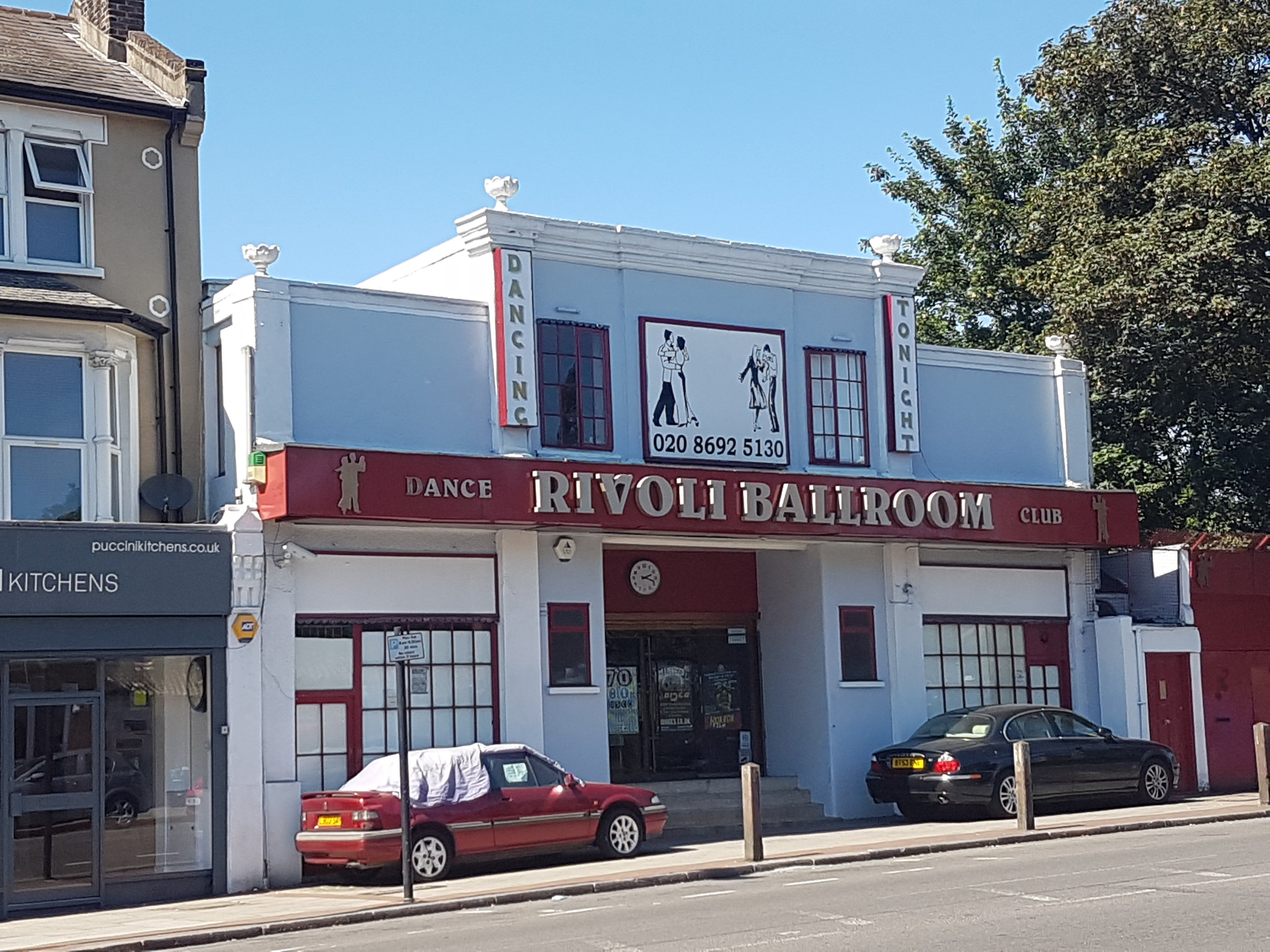 Rivoli Ballroom Crofton Park South London Club