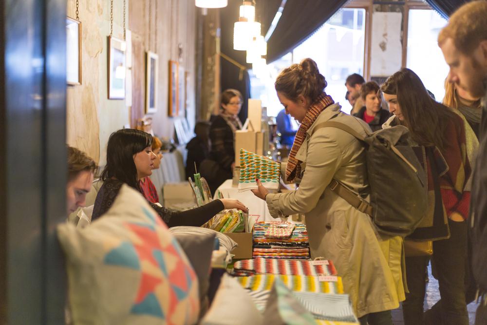 Crafty Fox Market,Photo by Yeshen Venema
