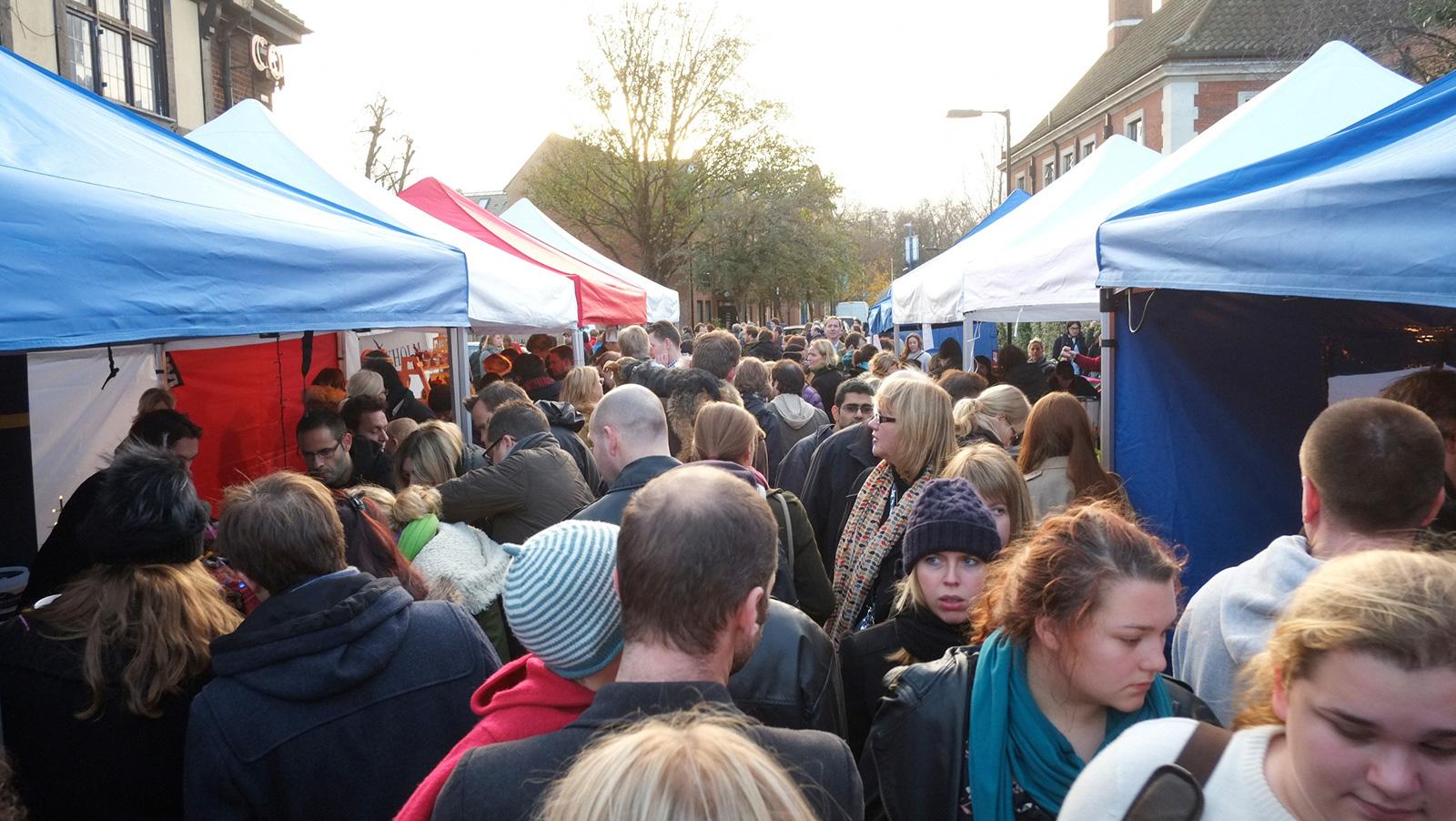 Scandinavian Food Market
