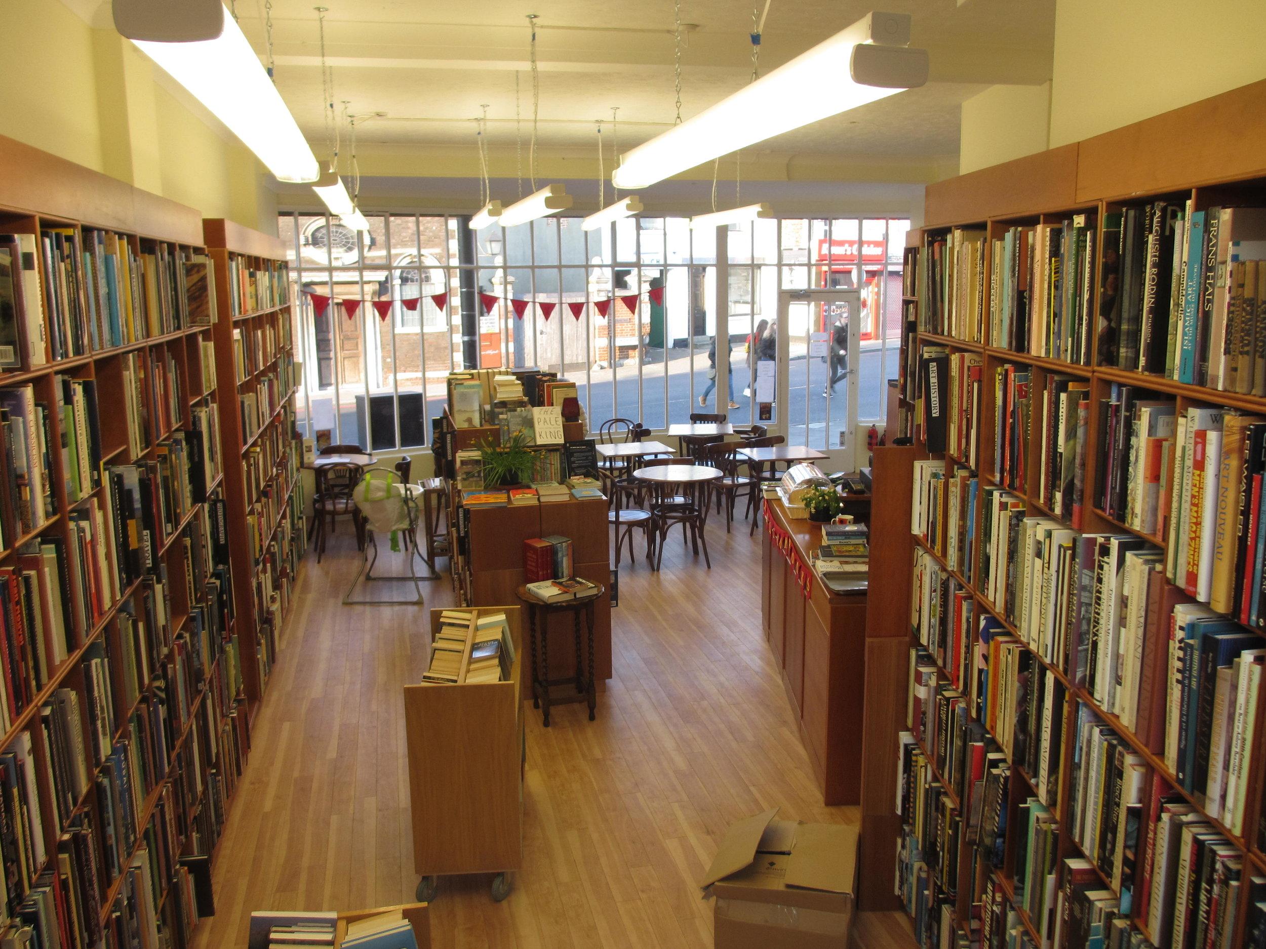 Halcyon Books South London Club