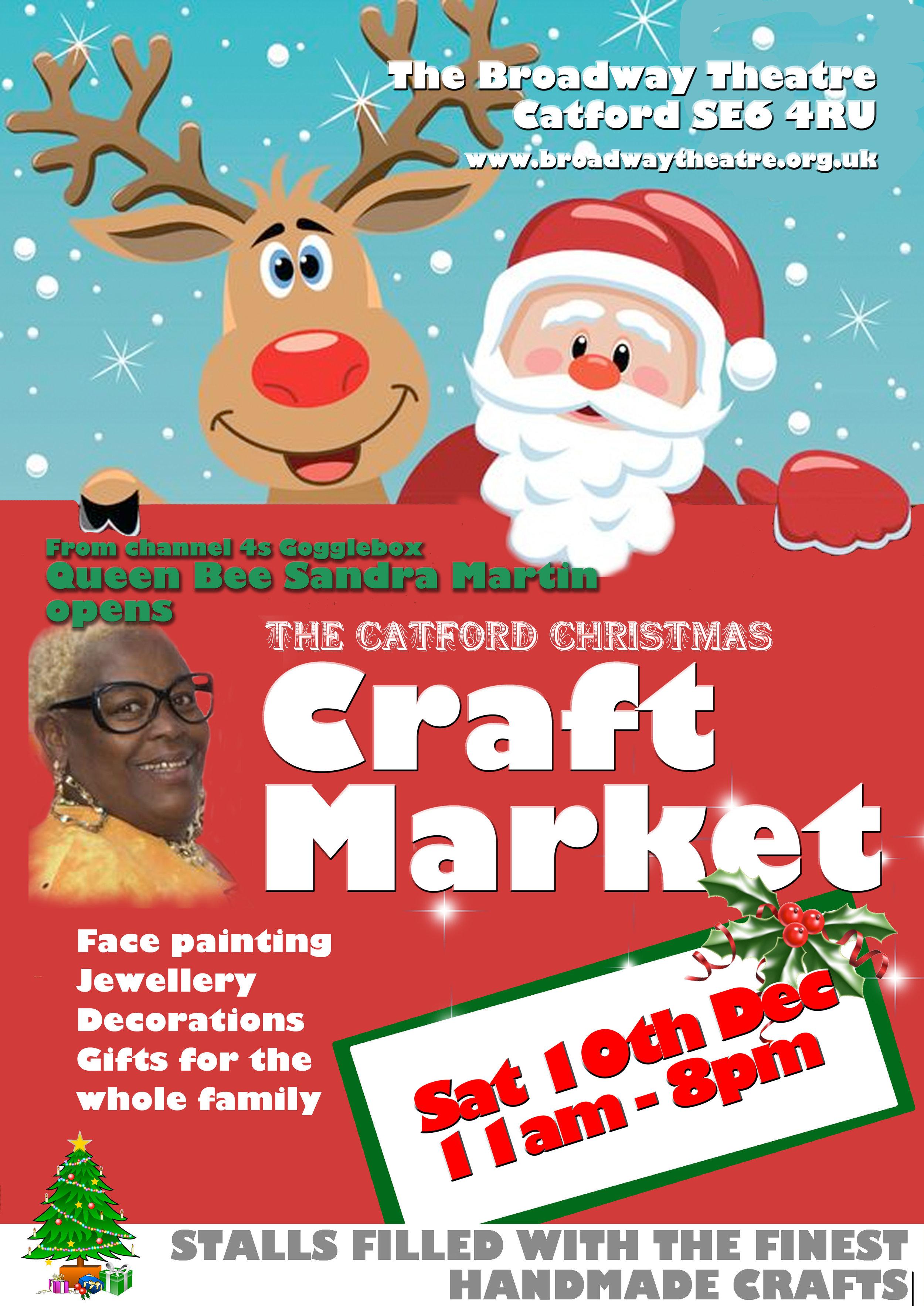 Catford Christmas Market 2016