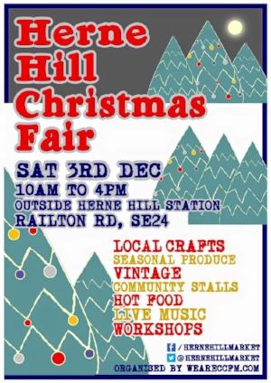Herne Hill Xmas Market