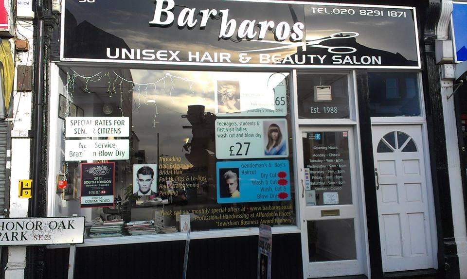 Barbaros Hair Salon in Honor Oak South London Club Card 4.jpg
