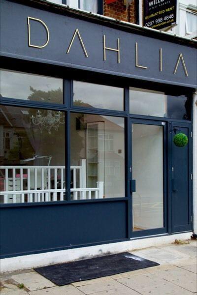 Dahlia Hair and Beauty Salon in Forest Hill South London Club Card 2.JPG