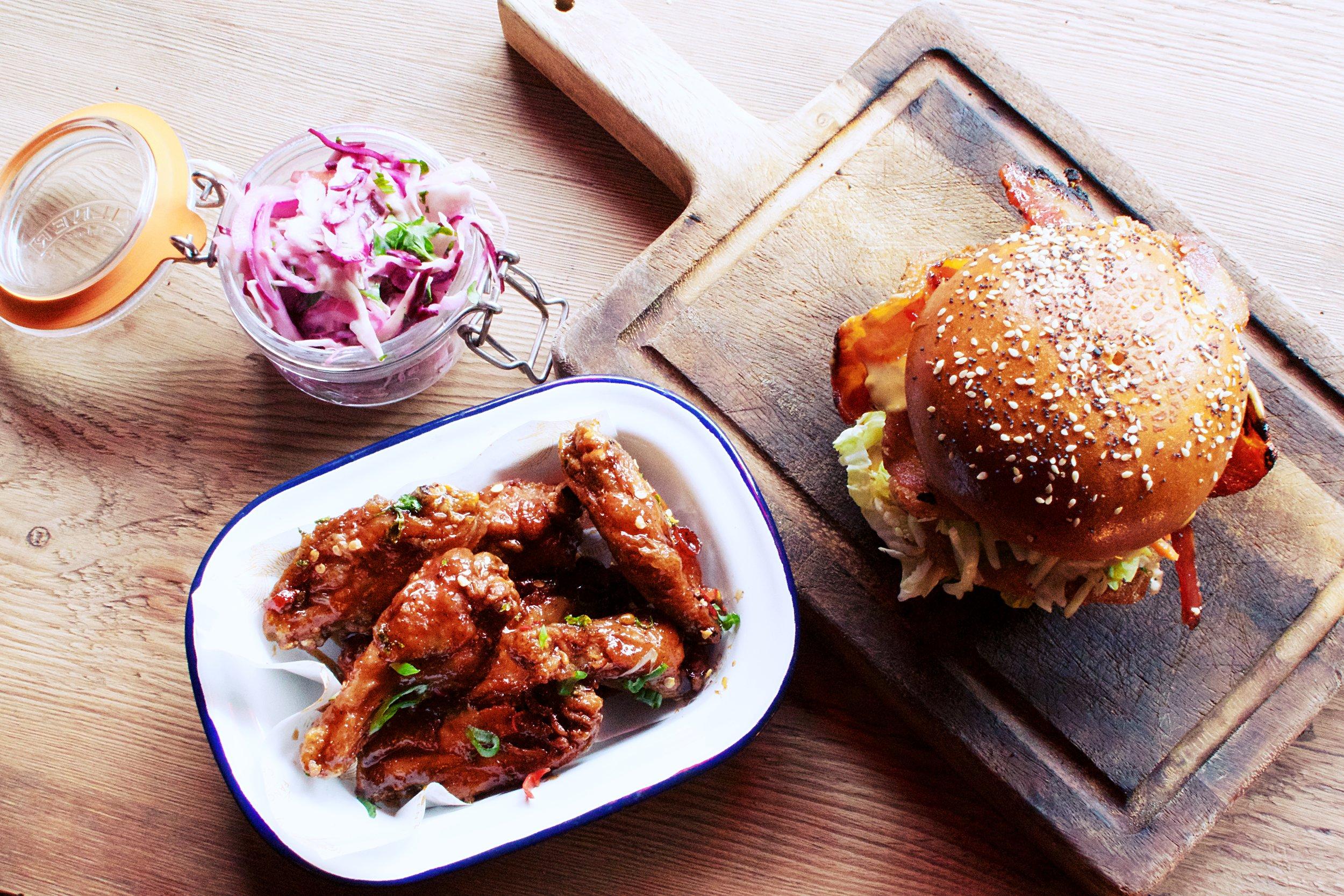 Fancy Funkin Chicken Restaurant in Brixton South London Club Card 2.jpg