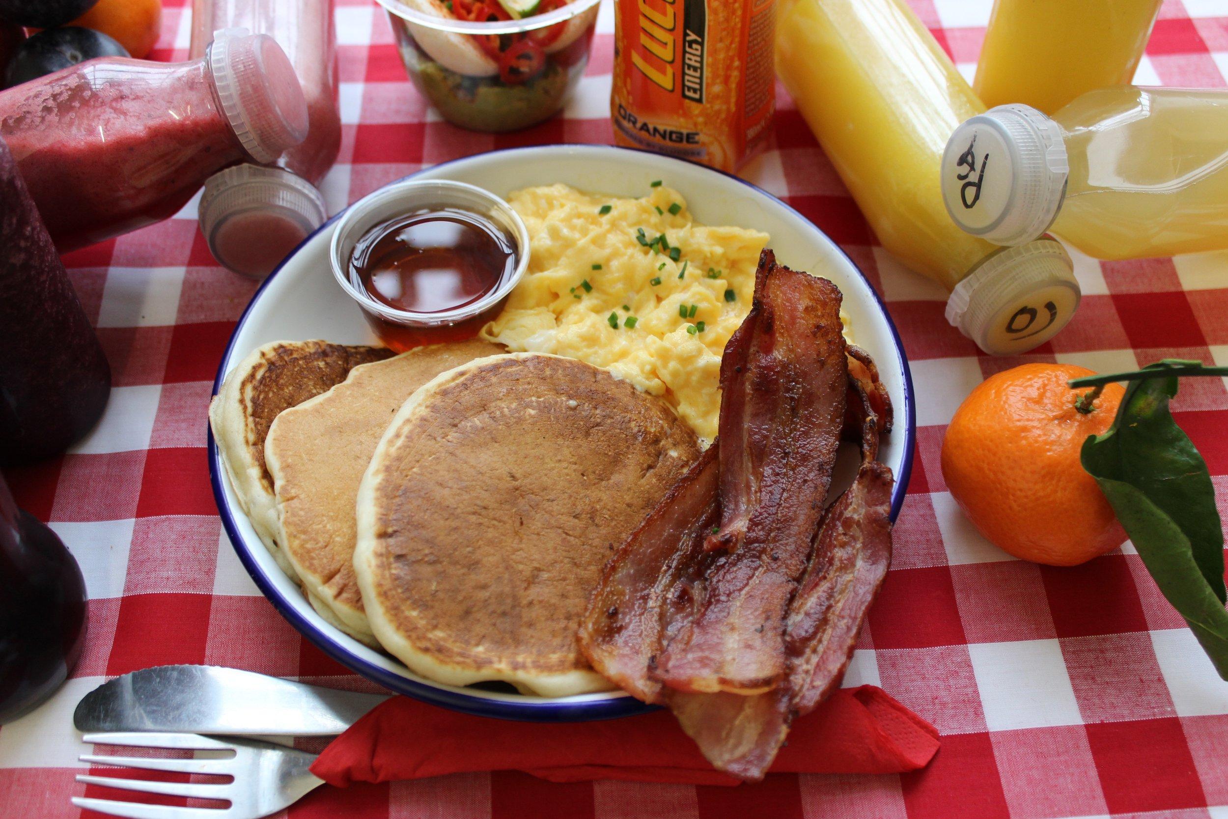 The Breakfast Company in Camberwell South London Club Card 2.jpg