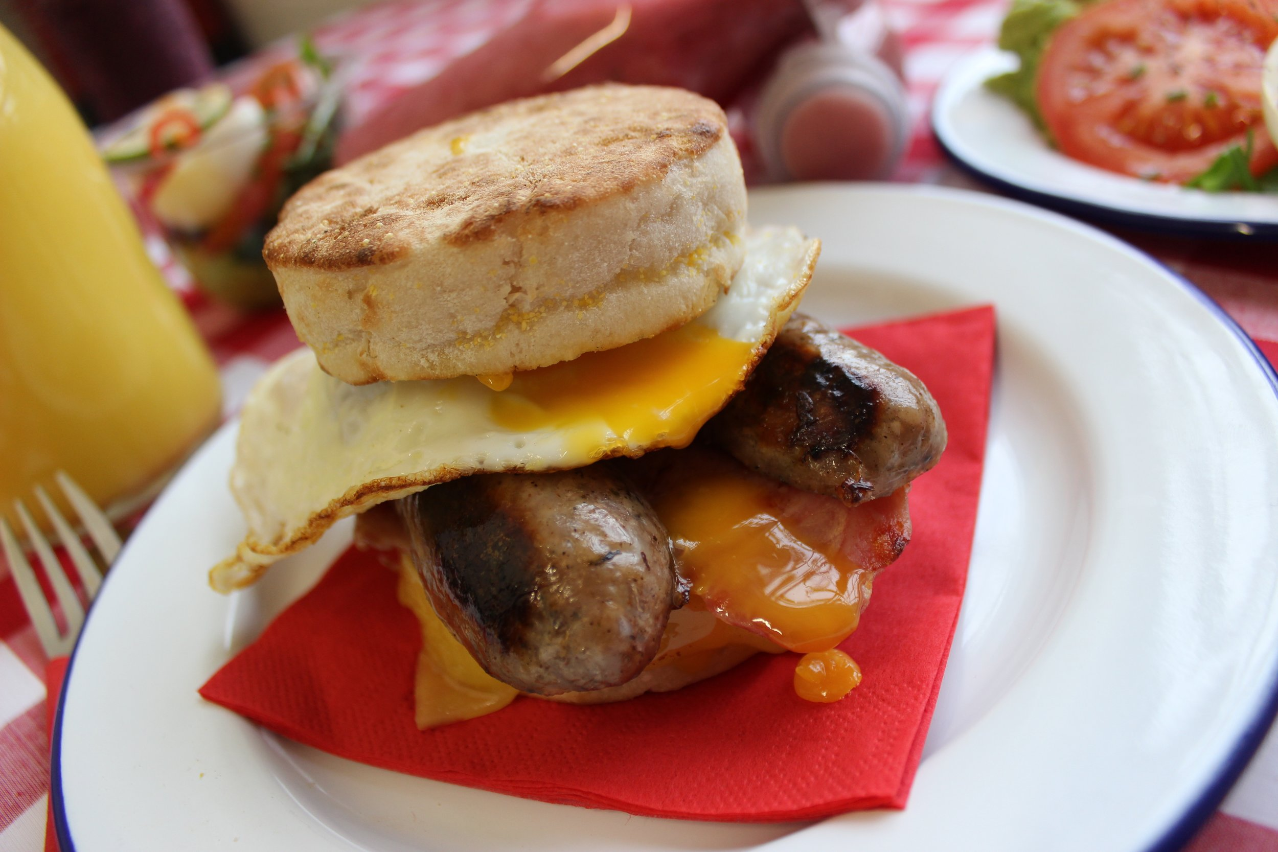The Breakfast Company in Camberwell South London Club Card 4.jpg