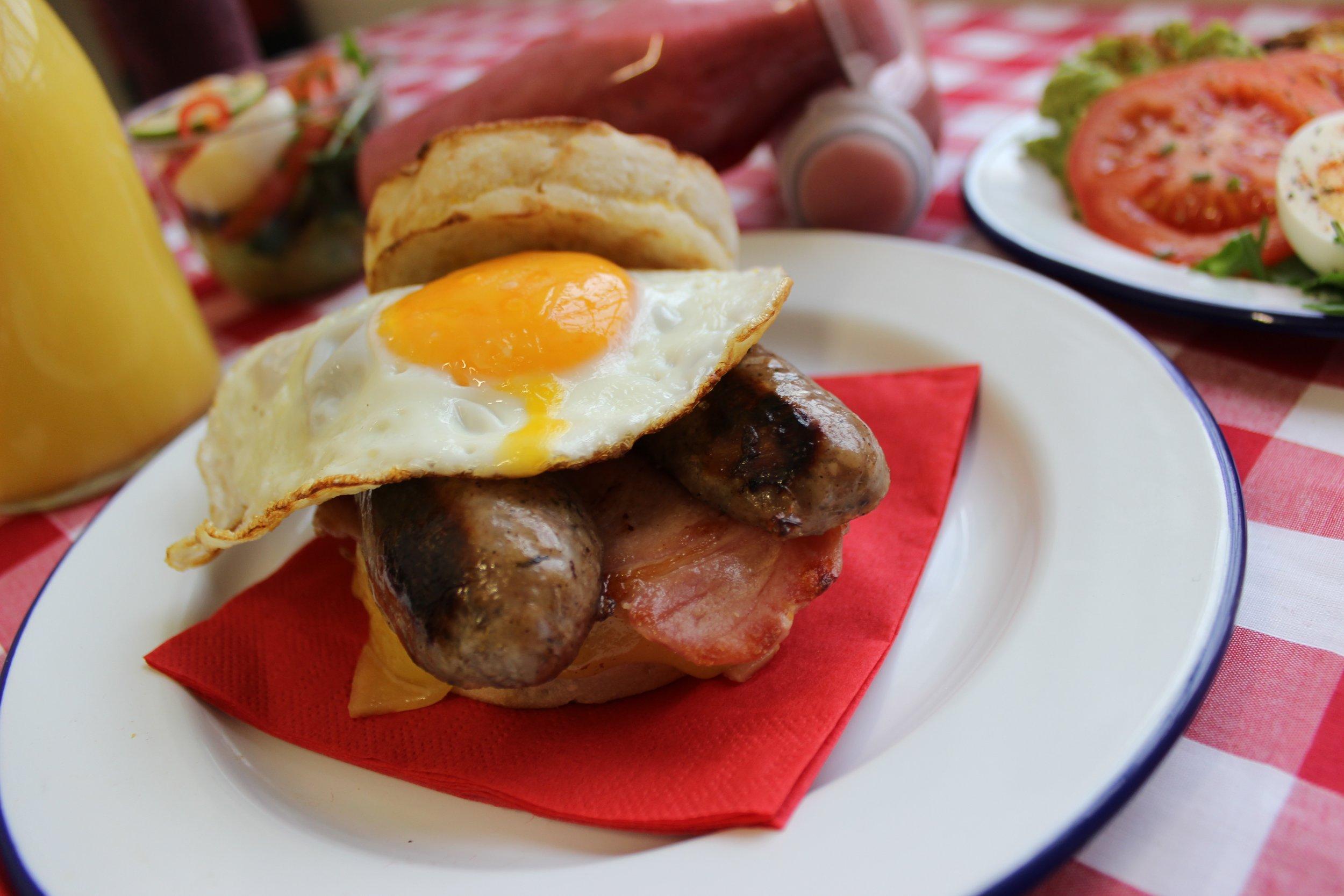 The Breakfast Company in Camberwell South London Club Card 5.jpg