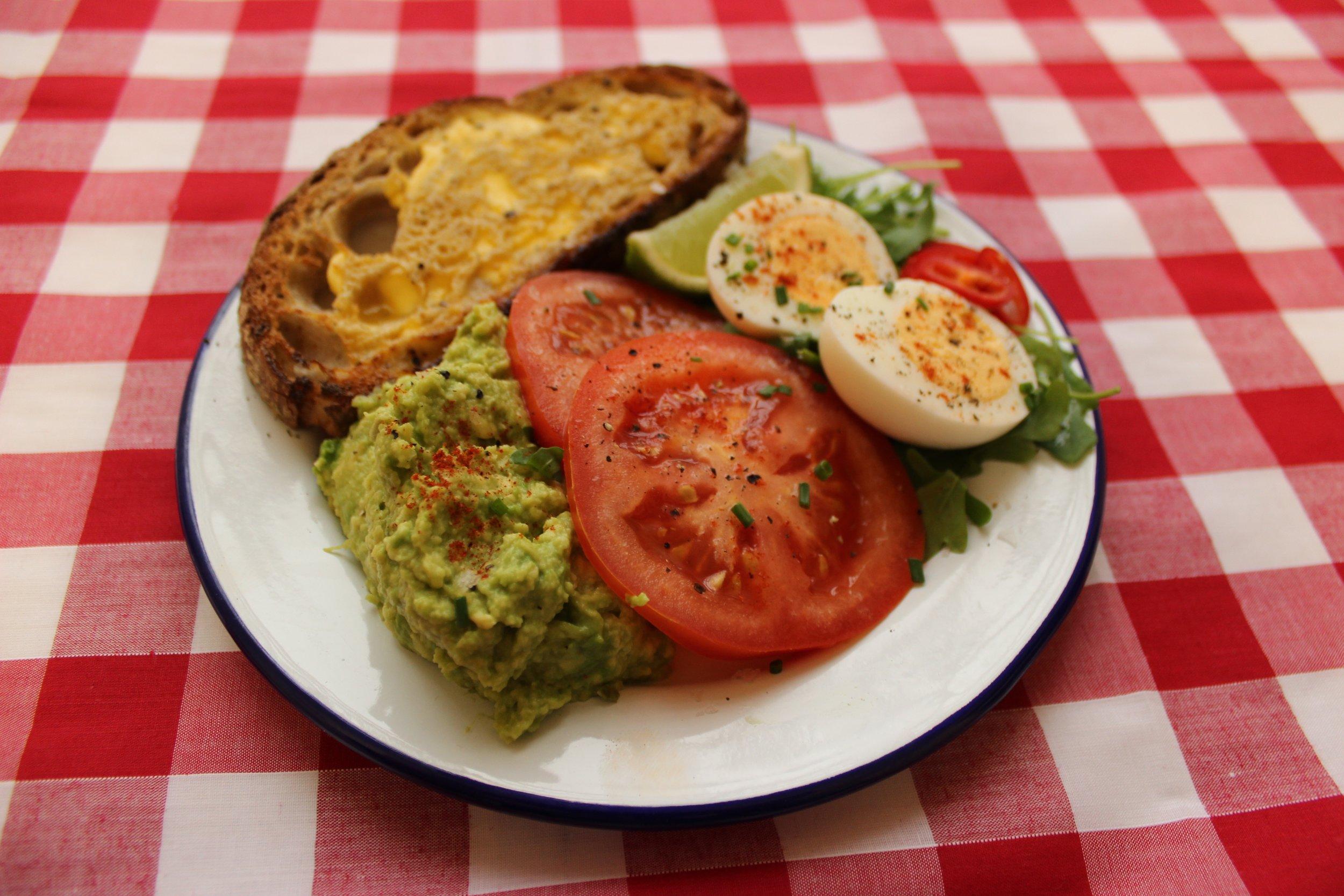 The Breakfast Company in Camberwell South London Club Card 10.jpg