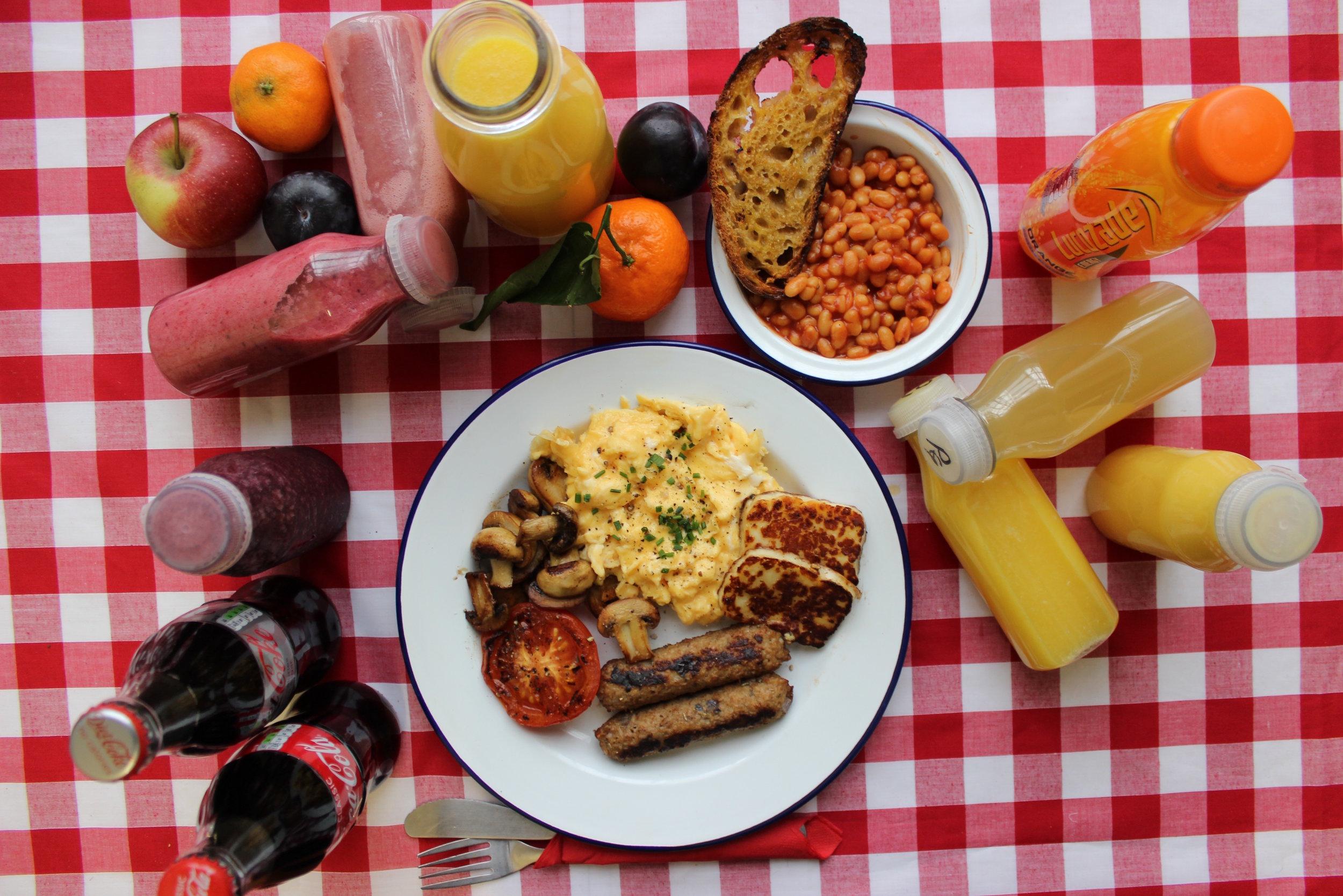 The Breakfast Company in Camberwell South London Club Card.jpg